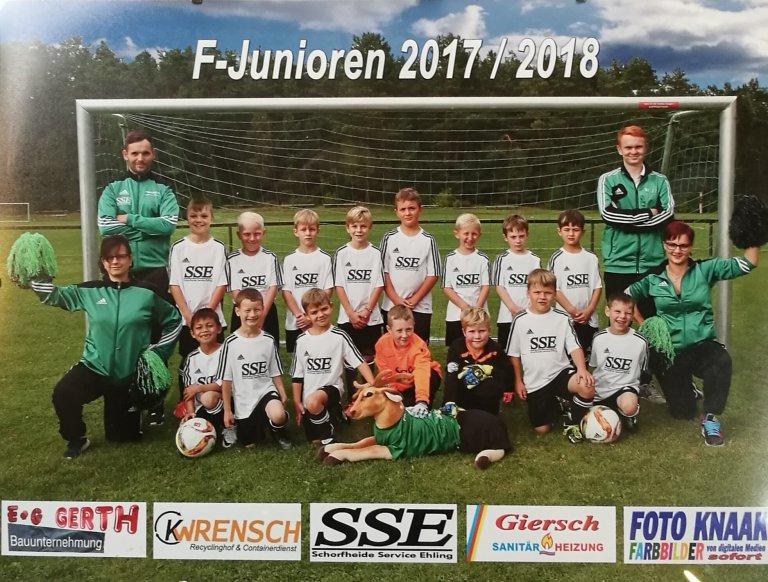 F-Junioren 2017/18